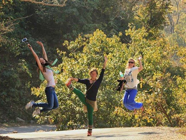 7 Days Beginner Meditation and Yoga Retreat in Rishikesh, India