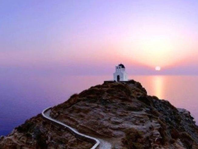 6-Daagse Luxe Meditatie en Yoga Retraite op de  Zuid-Egeïsche Eilanden, Griekenland