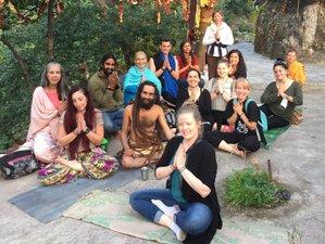 9 Day Meditation and Yoga Retreat in Rishikesh