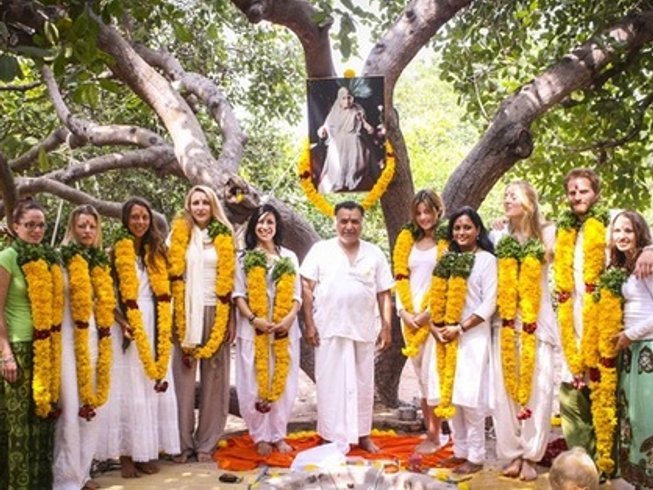 21 Days 200-Hour Yoga Teacher Training in Auroville