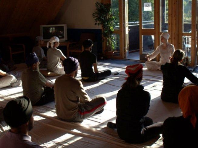3 Days Transformation Yoga Retreat in Belgium
