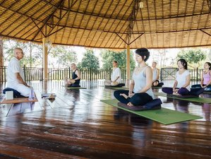4 Days Back to the Source OM Yoga Retreat in Chiang Mai, Thailand