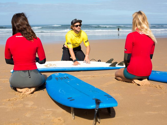 7 Days Multi Activity Surf Camp in Portugal
