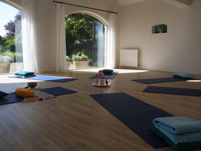 Weekend de yoga et marche