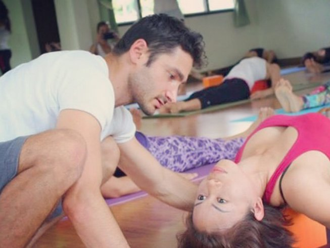 14 días profesorado de yoga 200 horas en Bali, Indonesia