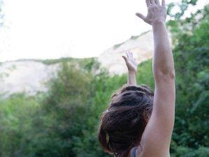 14 jours-500h en formation de professeur de hatha yoga et anatomie au cœur de la Drôme provençal