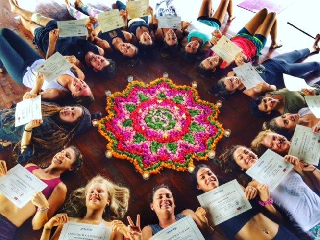 21 Days 200-hour Yoga Teacher Training Badung, Bali