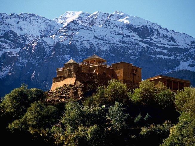 8-Daagse Meditatie en Yoga Retraite in Marrakesh-Safi, Marokko