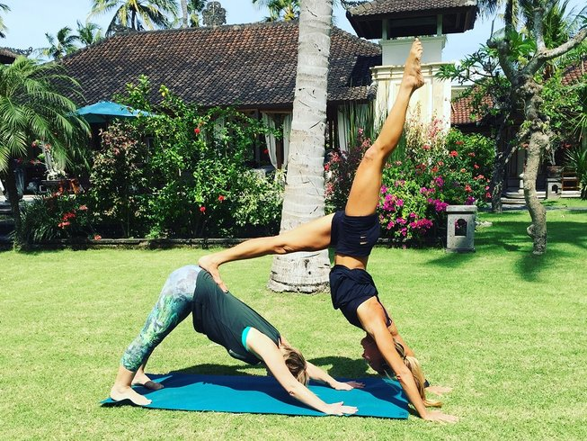 7 Days Nutrition and Yoga Retreat Bali
