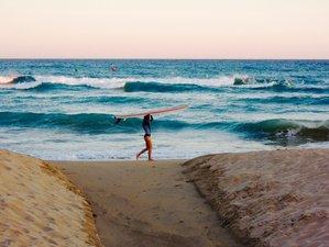 8 Days Yoga Holidays On The Mediterranean