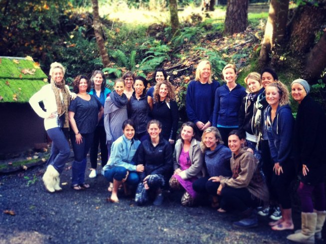 3 Tage Schreiben und Heiße Quellen Yoga Wochenendurlaub in Kalifornien, USA