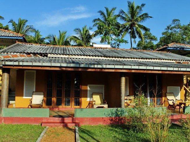 3 Tage Hatha Yoga und Ayurveda Urlaub in Bentota, Sri Lanka