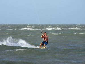 4 Days Intensive Kite Surf Camp in Ceará, Brazil