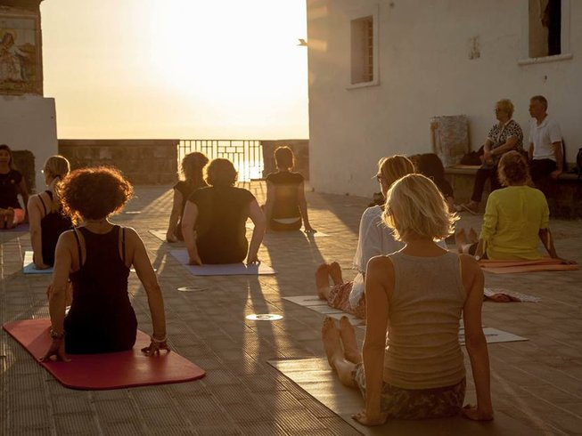 7 Days Meditation and Yoga Retreat in Ischia