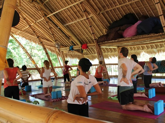 8 Days Yoga and Surf Retreat in Sanur, Bali