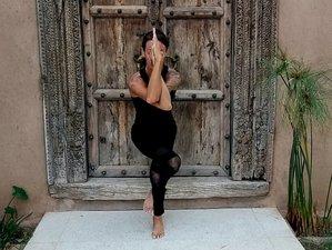 4 jours en stage de yoga de luxe à Marrakech, Maroc