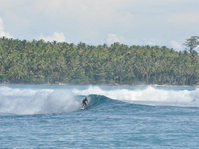 8 Days Stunning Mentawai Surf Camp