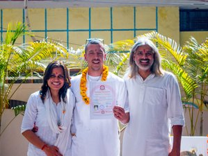 11 Day Dawn into Yoga Retreat in Rishikesh