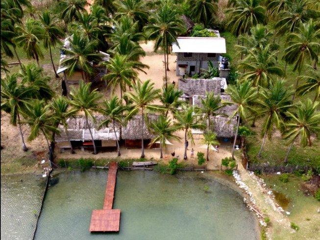 6 Days Kitesurfing Surf Camp Sri Lanka