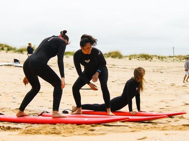 7 Days Peniche Surf Camp Portugal