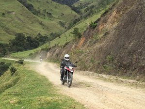 9 Day Andes Peaks and Deserts Guided Motorcycle Tour in Colombia