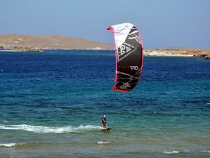 7 Days Kitesurf Camp Greece