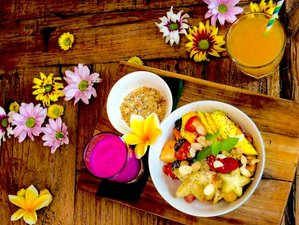 7 Day Natural Detox, Heavenly Daily Spa and Chakra Awakening Yoga Cultural Holiday in Bali