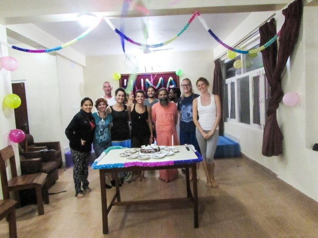 14 jours-100h de formation de professeur de yoga revitalisante à Rishikesh, Inde