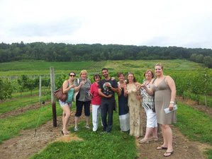 3 Days Wine Tours in Canada