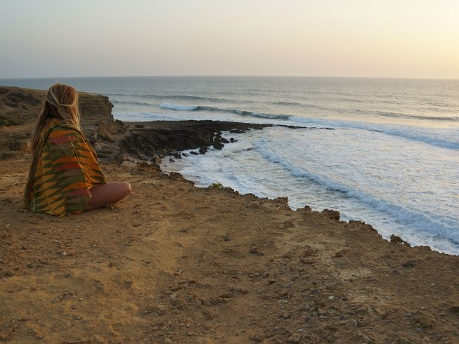 5 Days Summer Surf and Yoga Retreat in Portugal