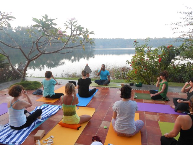 21 Days 200-Hour Yoga Teacher Training Kerala, in India