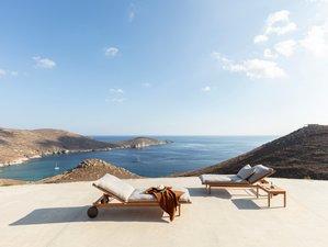 7 Day Santosha Yoga and Zen Retreat in Serifos, South Aegean