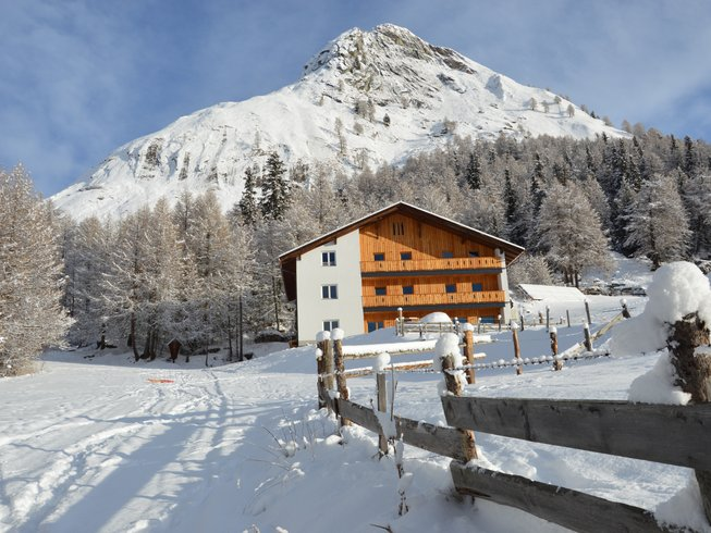 8 Days Snow Shoe Hiking and Yoga Retreat in Austria