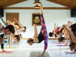 6 Tage 50-Stunden Online Fortgeschrittene Yogalehrer Ausbildung Level 2 mit Ambra Vallo