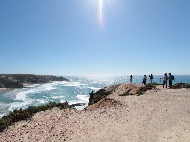 4 Tage Surfen und Yoga Urlaub in Aljezur, Portugal