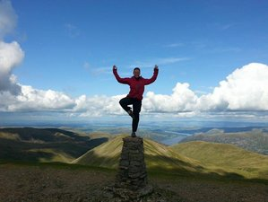 3 Days UK Yoga Retreats and Guided Walks
