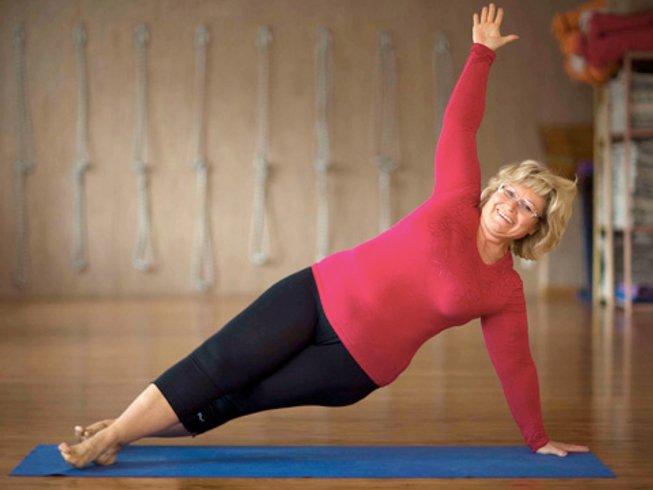 Фитнес для полных женщин в домашних условиях