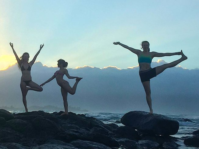 36 Days 300-Hour Advanced Yoga Teacher Training in Hawaii