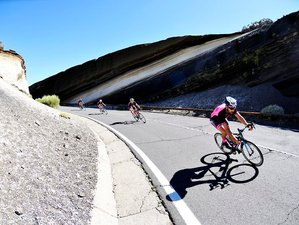 8 Days Volcano Cycling Tour and Traning Camp in Tenerife, Spain