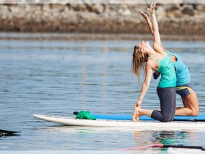 6 Days SUP Yoga Retreat Mexico