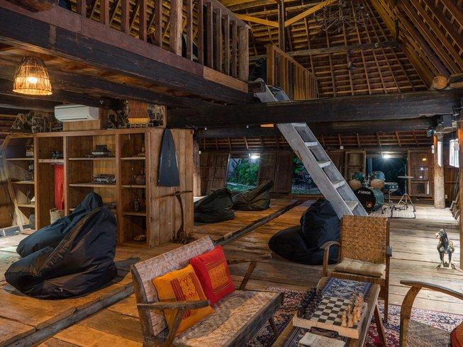5-Daagse Lichaam en Ziel Detox, Meditatie en Yoga Retreat in Canggu, Bali