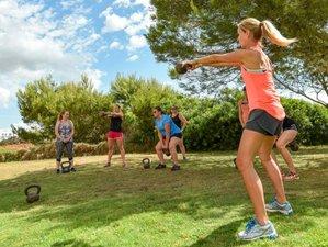 4 Tage Körperbetontes Wochenende im Yoga Urlaub auf Ibiza