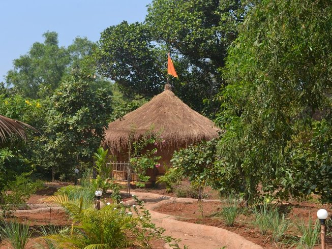 7 Tage Meditation und Yoga Retreat in Goa, Indien