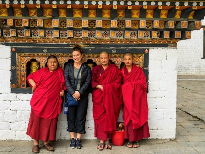 10 Days Beautiful Adventure Yoga Retreat in Bhutan