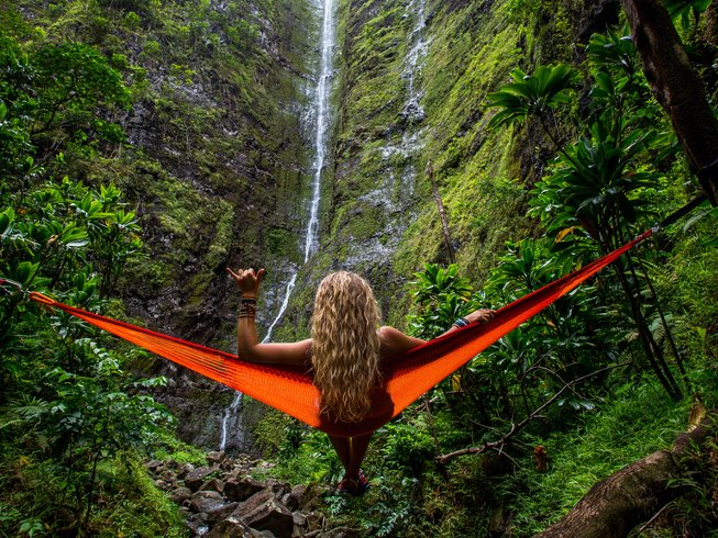 7 Tage Meditation und Yoga Retreat in Hawaii, USA