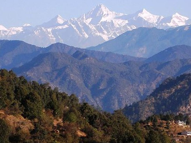 12 jours en stage de yoga pour tout arrêter et se transformer dans l'Uttarakhand, Inde