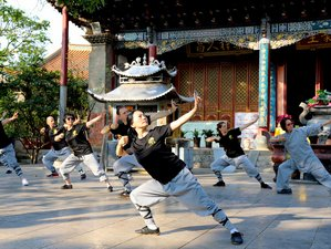 2-Month Authentic Shaolin Kung Fu Training in the Official Shaolin Temple Yunnan, Kunming City