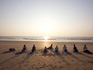 7 días viaje de lujo, Ayurveda y vacaciones de yoga en Goa, India