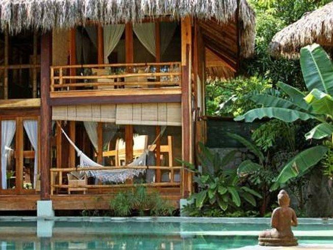 7 Tage Heilung aus dem Inneren Yoga Urlaub in Santa Teresa, Costa Rica