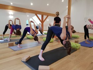 5 Day Mother and Daughter Yoga Holiday in the Slovenian Alps with Anja Jetter